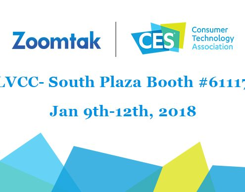 Welcome to CES 2018 at Las Vegas LVH Booth #61117, Jan 9th-12th.